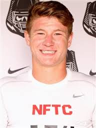 After a visit to Oregon, Blake Barnett quickly de-committed from Notre Dame