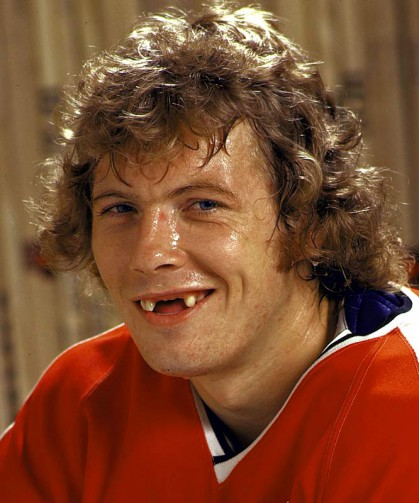 Booby Clarke was a great player but he was never offered a toothpaste endorsement deal