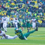 Great catches like these help Oregon win