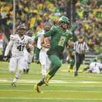 Marcus Mariota was recruited as a three-star
