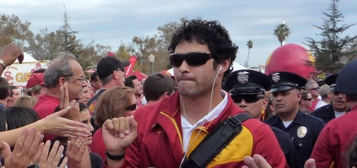 Mark Sanchez in charge