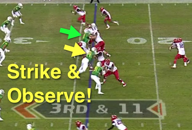 Watch both Buckner and Armstead!