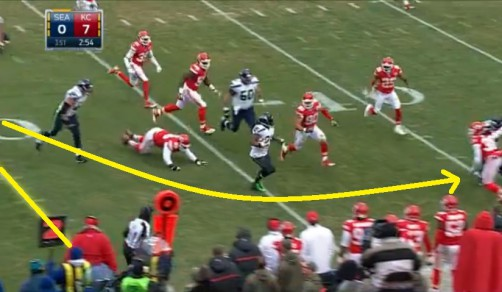 Marshawn Lynch -- so tough to stop