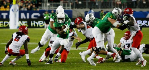 Freeman and the Ducks face a challenge in the undefeated Seminoles