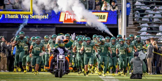 Oregon is chasing down their national title dreams