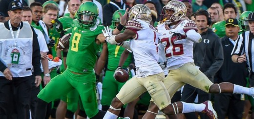 Mariota using his speed to help propel the Ducks to a National Championship berth