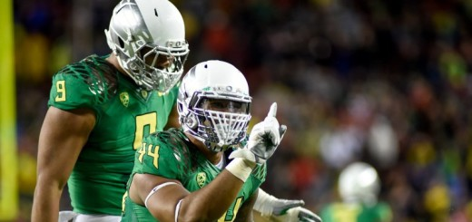 Oregon and Arizona in the Pac-12 Championship Game