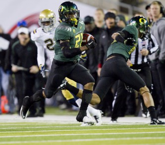 LaMichael James was the first ever Pac-12 title game MVP.