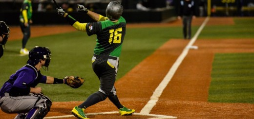 Shaun Chase is coming off a Pac-12 leading 14 homer season