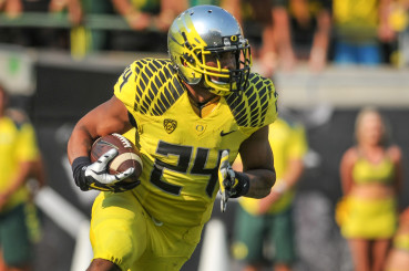 Although Tyner is older, Freeman seems to be the more promising back for Oregon.
