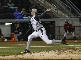 Peterson had another strong outing striking out seven over 5.1 innings
