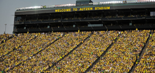 Autzen Stadium 8, Michigan State, 14, KC