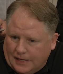 Chip Kelly at NFL owners meeting