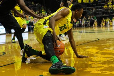 The Ducks will have to scramble to keep up with the Badgers.