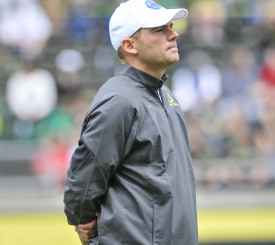 Moving Forward, Helfrich could be the best head coach to ever coach our Ducks