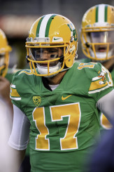 After three years as Mariota's understudy, it's time to see what Jeff Lockie is all about.