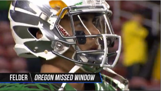 """After Oregon's national championship appearance, pundits speculated on whether Oregon's window had """"closed."""""""