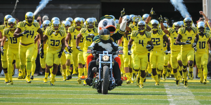 College Bowl Games >> Oregon Football: The Three Toughest Games of 2015 | FishDuck