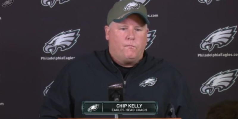 Chip Kelly OTAs 5-29-2015