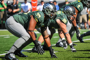 Buckner (left) and Balducci will anchor the defense in the fall