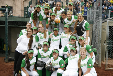 The No. 2 seeded Ducks are favorites over NC State at the Eugene Super Regionals.