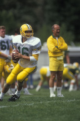 Danny O'Neil was never as strong built quarterback but he made use of what he had.