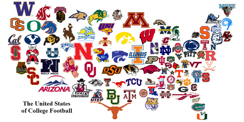 COLLEGE FOOTBALL NEWS FEATURE PHOTO
