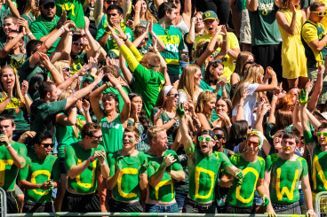 Here is to the best fans in college football , year after year