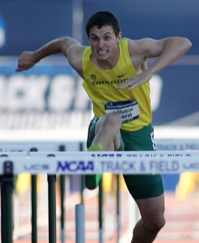 Johnathan Cabral's huge race for the Ducks.