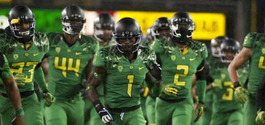 College, Pro, doesn't matter, lets watch some Ducks play football.