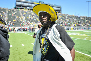 DeAnthony Thomas shunned USC to become an Oregon superstar