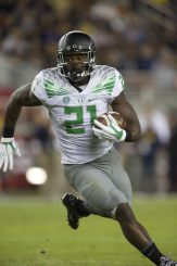 Freeman will be expected to improve upon his nearly 1400 yard freshman campaign.