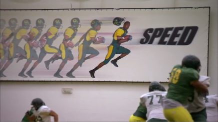 The Ducks practice faster than they play