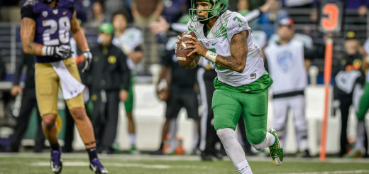 Vernon Adams will look to elevate his play during the second half of the season