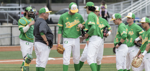 The Ducks dropped 2 of three against Utah this weekend.